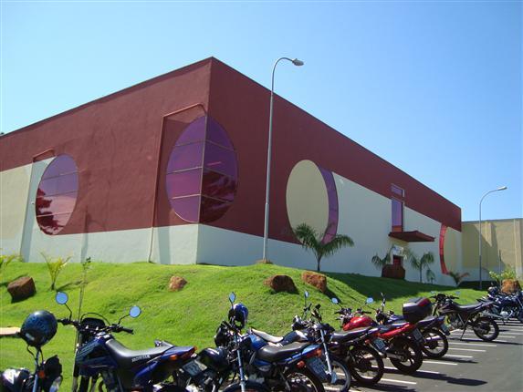 Prédio da FATEC - Faculdade de Tecnologia de Mogi Mirim