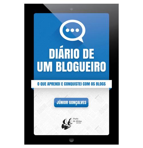 Livro Diário de um Blogueiro
