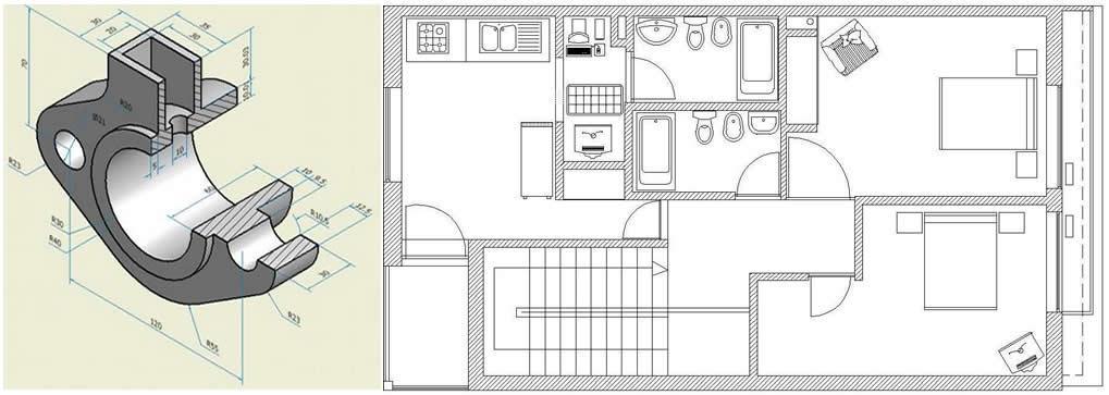 CAD - Desenho Assistido por Computador
