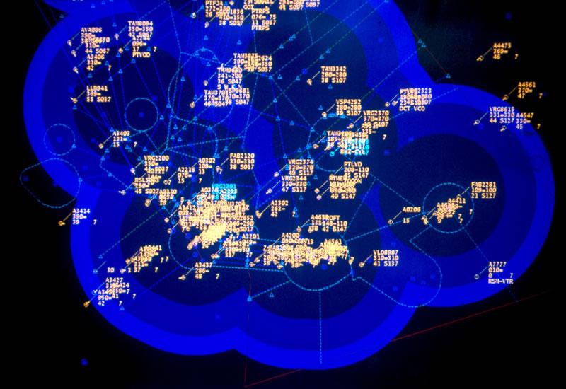 sistemas de controle de tráfego aéreo