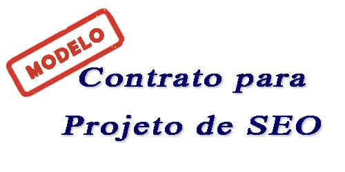 Modelo de Contrato de SEO