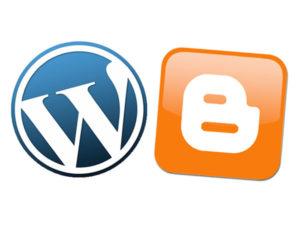 Blogs - Diferenças entre o Blogger e o WordPress