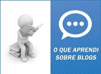 O que aprendi sobre Blogs