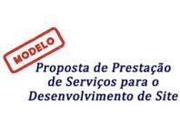 Modelo de Prestação de Serviços