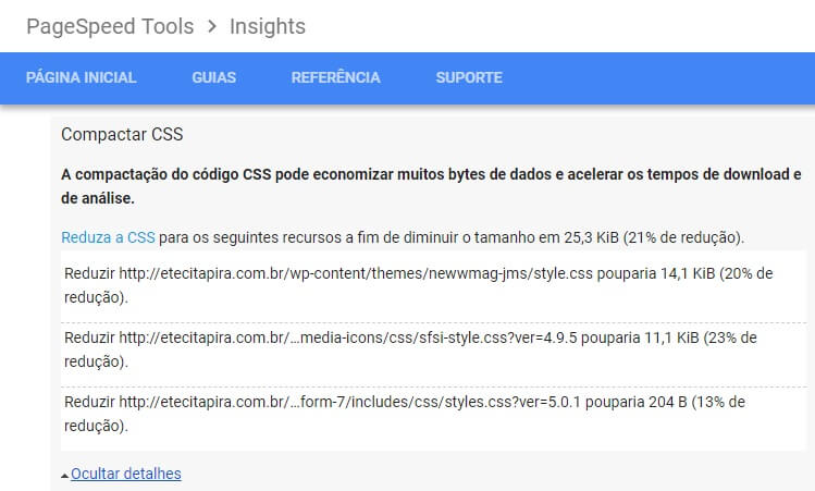 page-speed-insights-09-css