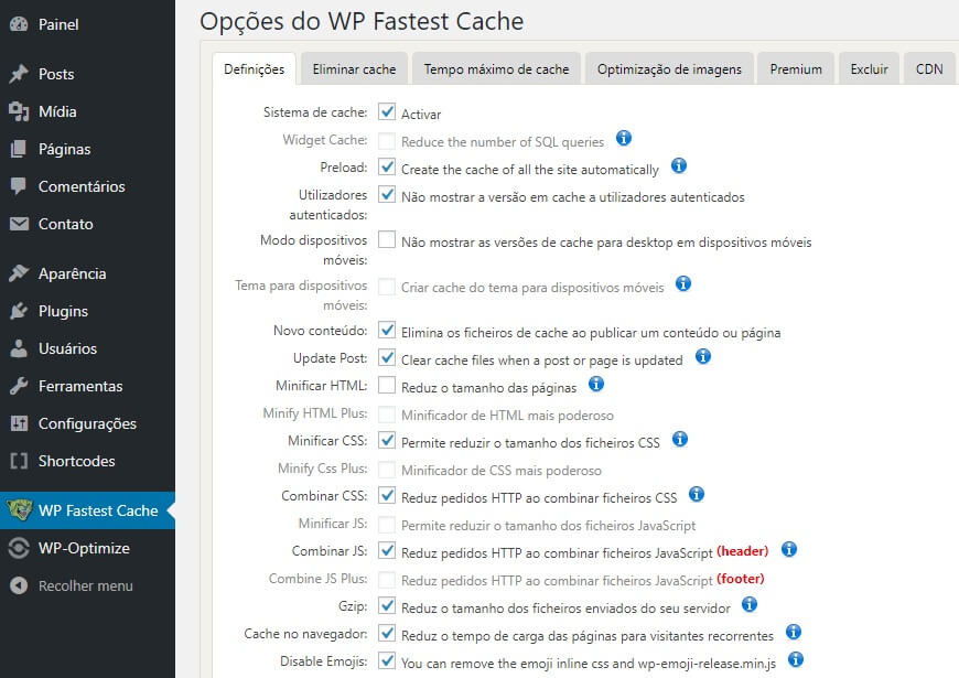 wp-fastest-cache